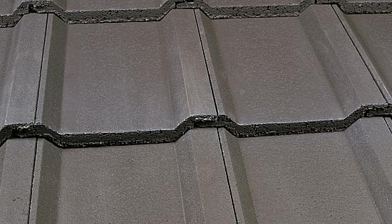 Smooth Grey tile